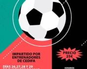 Curso Fútbol