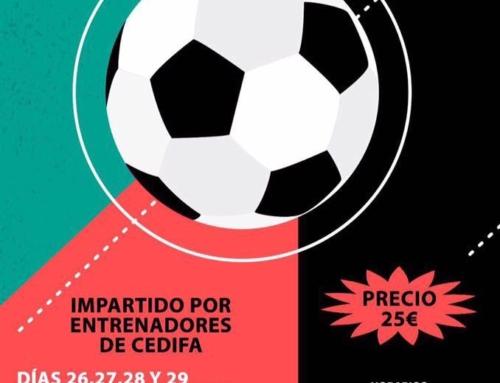 La Escuela Municipal de Fútbol de Azuaga imparte curso de Tecnificación de Fútbol