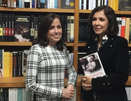 """Nuria Machío que padece drepanocitosis:""""Gracias a Isabel Gemio el SES pondrá en marcha la máquina de aféresis que necesito para mejorar mi calidad de vida""""."""