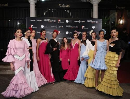La joven diseñadora llerenense, María Fernández Fuentes, participa en el importante certamen de Moda Flamenca Emprende Lunares.