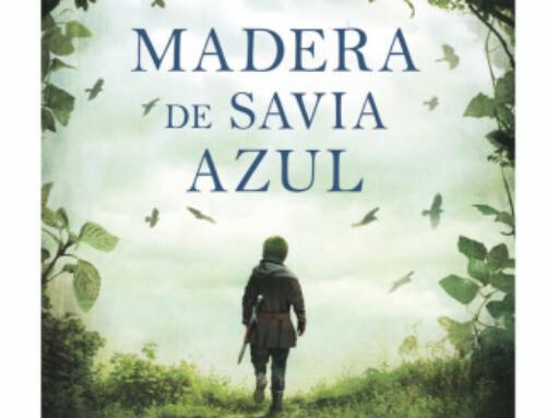 José Luis Gil Soto presenta en Onda Cero 'Madera de Savia Azul'