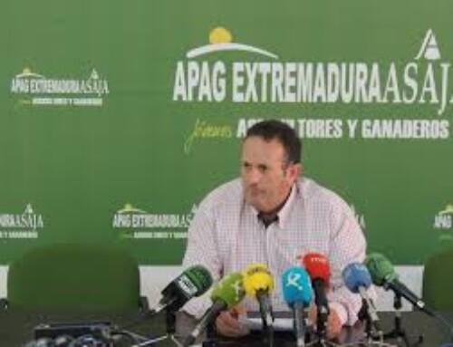 """APAG Extremadura Asaja muestra """"preocupación máxima"""" por los intereses agroganaderos"""