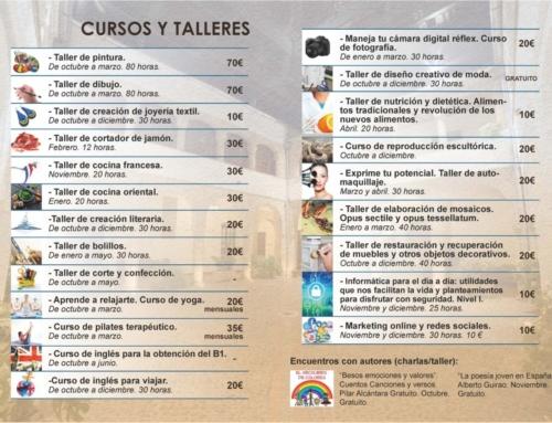 La Universidad Popular de Llerena recoge más de 250 preinscripciones el primer día