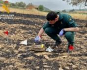 inspeccion pericial causas incendio