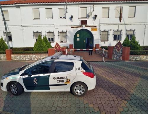 La Guardia Civil detiene a tres personas por el robo en una vivienda y un establecimiento de Ribera del Fresno.