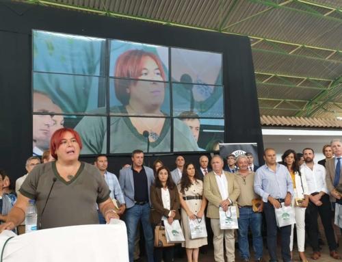 Begoña García destaca la profesionalidad de AECERIBER y anima al sector del ibérico a potenciar la internacionalización