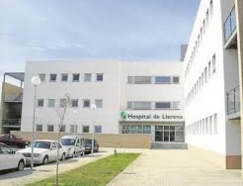 Los sanitarios del Hospital de Llerena y el equipo de Atención Primaria, Granada de Oro 2020