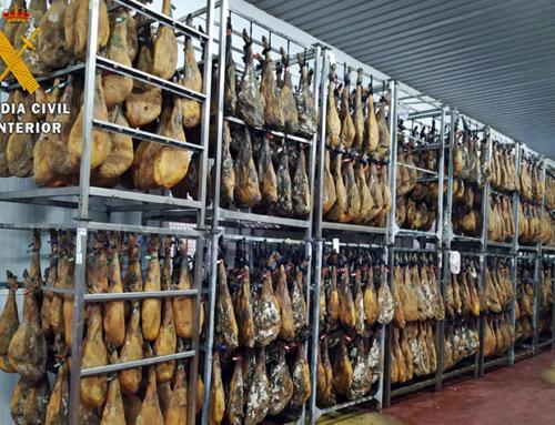 Trece personas investigadas por delitos relacionados con la comercialización ilegal de productos cárnicos.