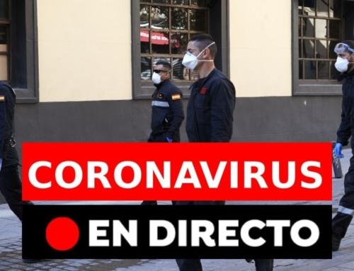 Extremadura acumula 1.837 positivos de Covid-19, de los que 181 han fallecido y 139 se han curado.