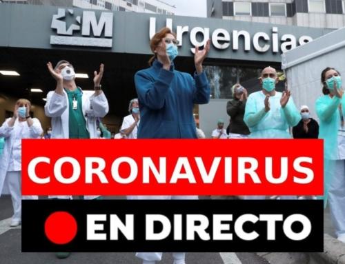 Extremadura suma ocho fallecidos por coronavirus y 86 nuevos contagios