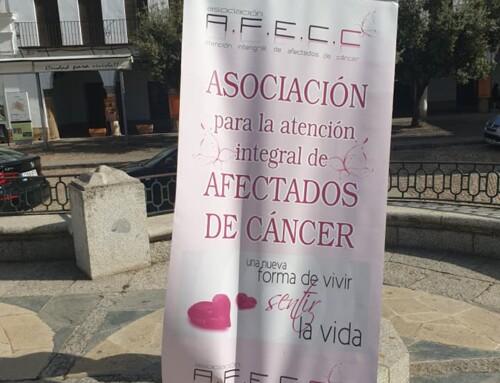 AFECC Llerena dona siete mil euros al Centro Nacional de Investigación Oncológica