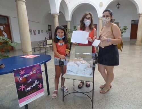 El Ayuntamiento de Llerena sortea los 50 vales de 20€ de la campaña Te mereces un capricho