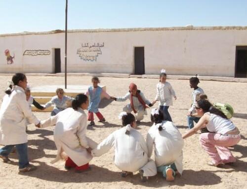 """Julián Regaña de Vacaciones en Paz: """"Los niños saharauis lo están pasando mal al igual que nosotros"""""""