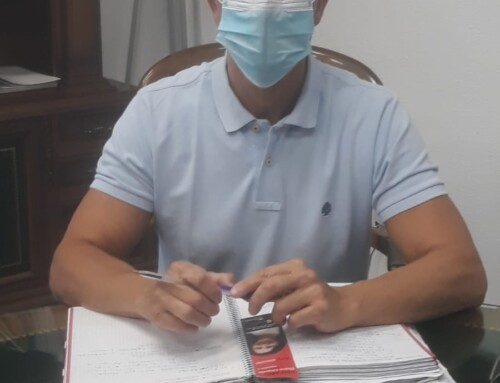 El alcalde de Zafra informa de seis nuevos casos positivos por coronavirus y anuncia nuevas medidas
