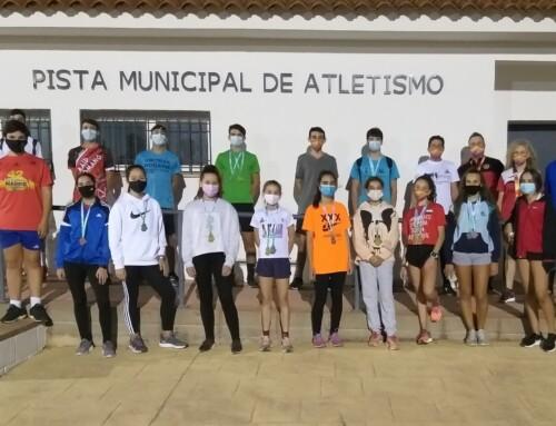 La Asociación Atletismo Campiña Sur felicita a sus atletas