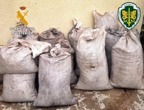 Siete ciudadanos portugueses detenidos por requisitorias judiciales e investigados por diferentes robos en casas de campo y explotaciones agrícolas de Badajoz.