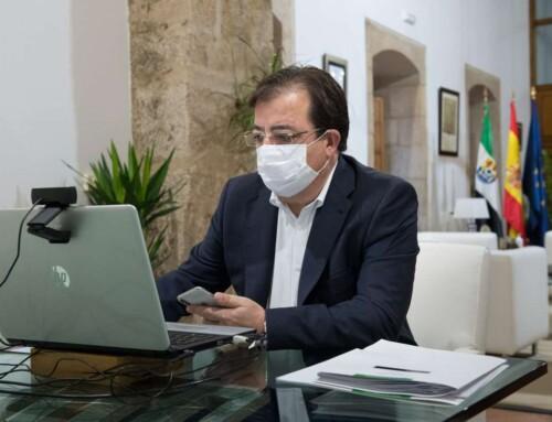 La Junta de Extremadura aprueba destinar 40 millones de euros en ayudas directas y sin convocatoria a sectores de la hostelería, turismo y comercio y otras actividades no esenciales