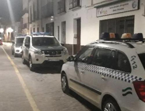 Desalojan una fiesta ilegal con 24 jóvenes en Fuente de Cantos