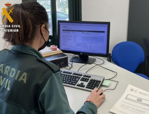 La Guardia Civil investiga a dos pacenses por simular y denunciar cargos no autorizados en sus cuentas bancarias