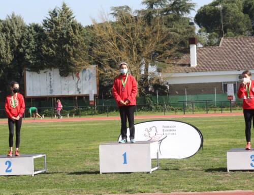 La Asociación del Atletismo Campiña Sur, felicita a sus deportistas.