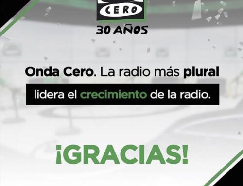 EGM: Carlos Alsina, Julia Otero y Jaime Cantizano lideran los crecimientos de la radio a nivel nacional