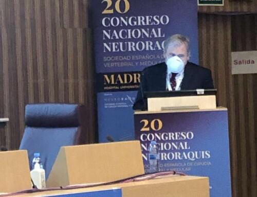 El Servicio de Traumatología de Badajoz recibe por segundo año consecutivo el premio al mejor trabajo científico sobre columna vertebral