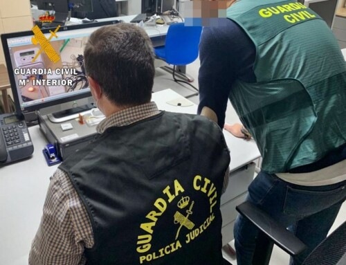 La Guardia Civil realiza una operación contra la defraudación del fluido eléctrico en municipios pacenses y cordobeses.