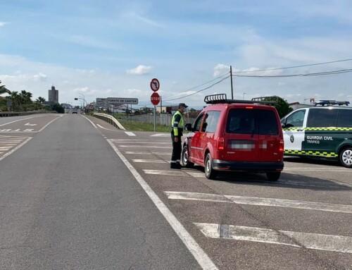 La Guardia Civil investigó a un vecino de Monesterio por un supuesto delito de conducción temeraria