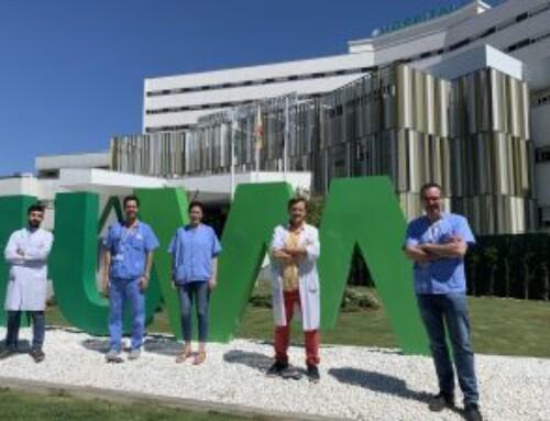 El oncólogo azuagueño Esteban Nogales participa en un ensayo con importantes avances contra el linfoma
