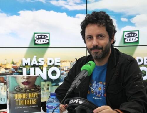 """Manuel Ríos San Martín: """"En cuanto nos dejaron viajar me marché a Extremadura a ver la ermita de Virgen del Ara"""""""