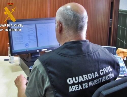 La Guardia Civil detiene a una persona que estafó más de 73.000 euros a dos octogenarios de Medina de las Torres