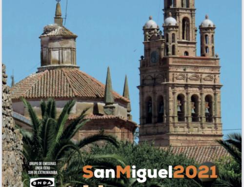 Onda Cero Sur Extremadura edita la Revista de la Feria de San Miguel de Llerena 2021